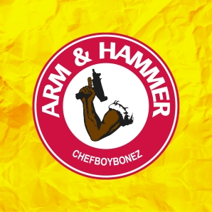 Single Artwork | Arm & Hammer - CHEFBOYBONEZ