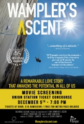 Poster Artwork | Wampler's Ascent Screening